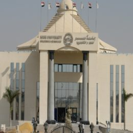 Misr University for Science & Technology