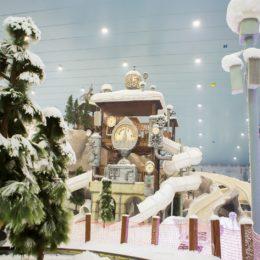 Ski Egypt - Mall of Egypt